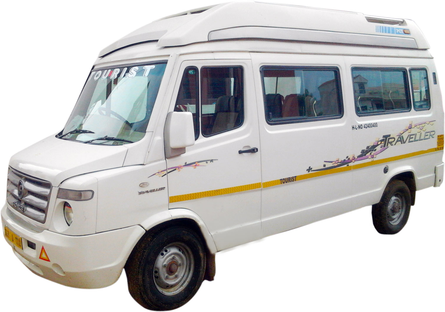 India Tours And Travels Bus