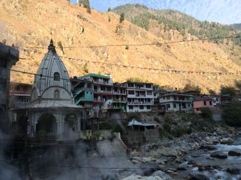 Temple in kullu