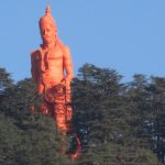 lord-hanuman-at-jakhu-hill-shimla
